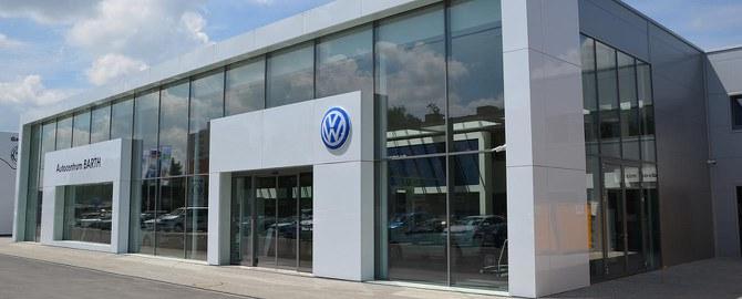 Autocentrum BARTH Pardubice